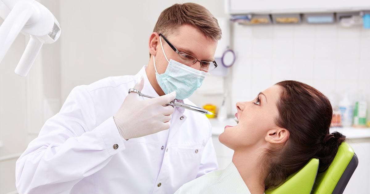 dentist injection