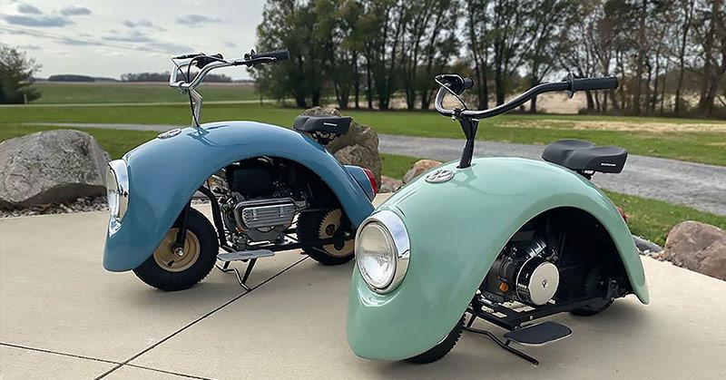 volkswagen beetle bikes