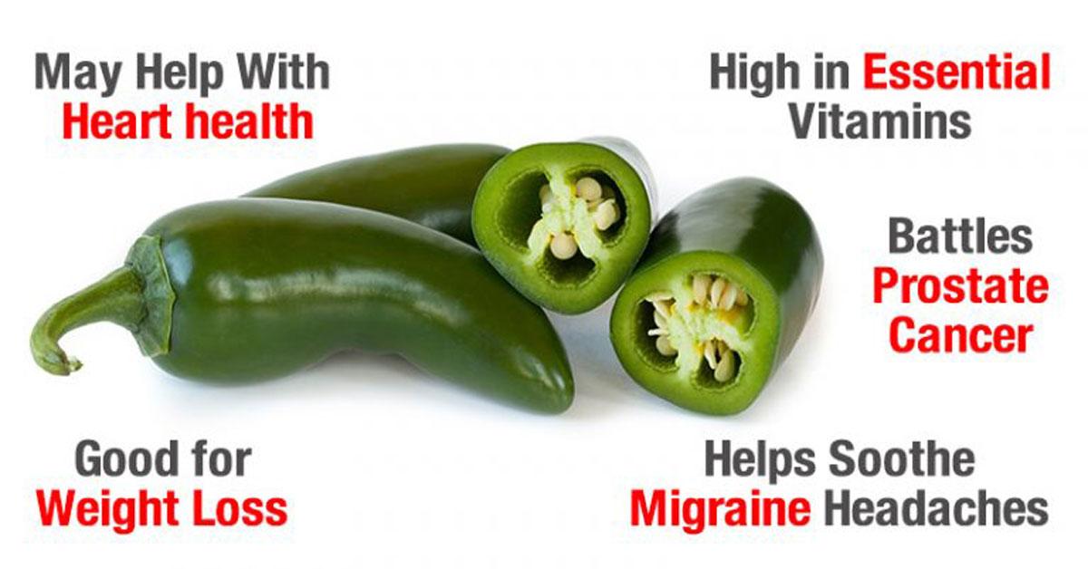 jalapeno health benefits