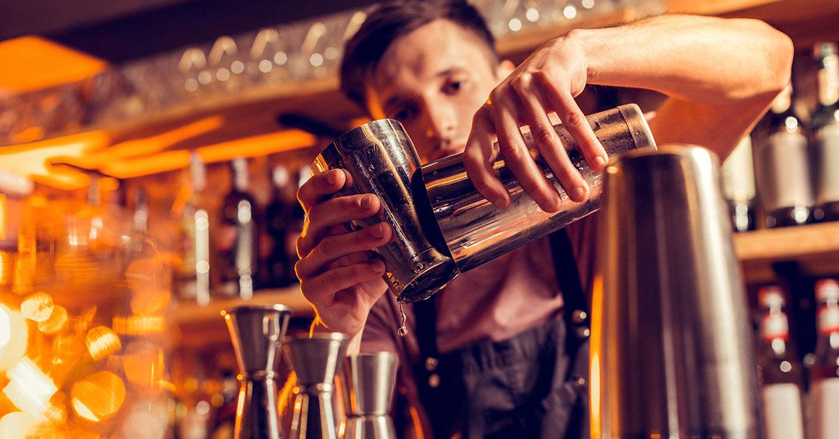 hero bartender