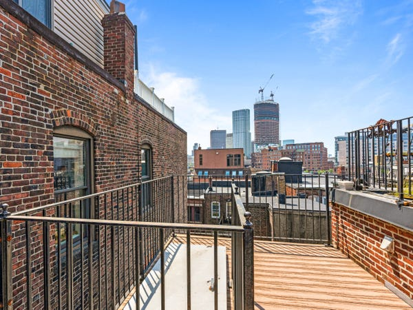 the private roof deck   CL Properties on Zillow